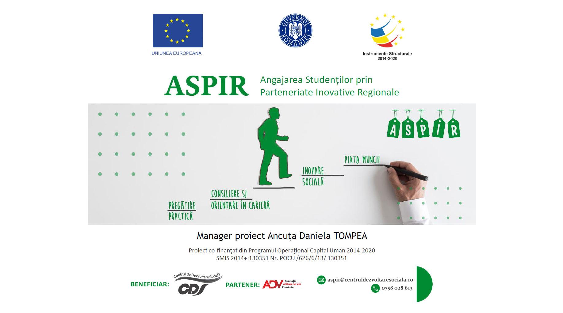 Prezentare Proiect ASPIR