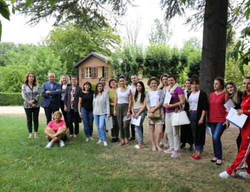 Stagiu de practică în Italia pentru 15 studenți, viitori psihologi și asistenți sociali